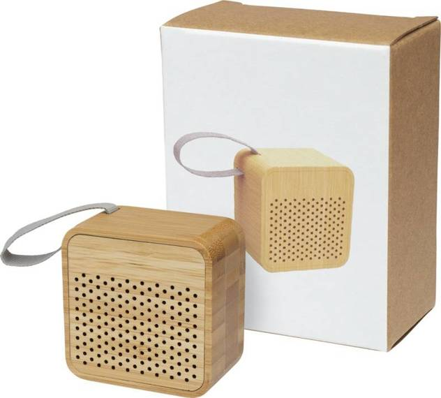 Bambusowy głośnik Bluetooth® Arcana