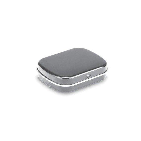 Miętówki w metalowym pudełku