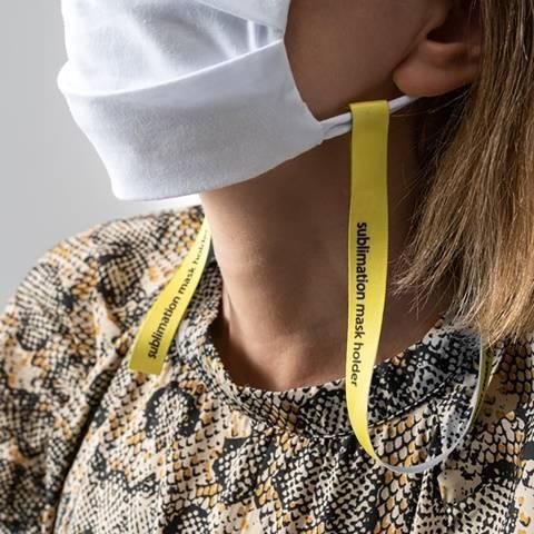 Sublimation Mask Holder Set. Modele standardowe